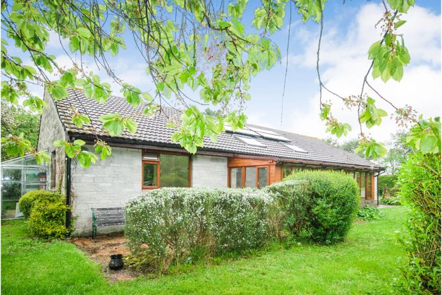 Thumbnail Detached bungalow for sale in Somertonfield Road, Westcombe, Somerton