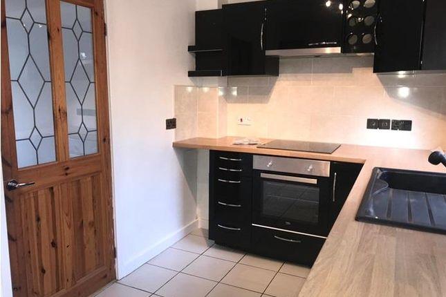 Thumbnail Terraced house to rent in Evergreen Close, Three Legged Cross, Wimborne