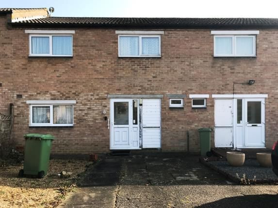 3 bed terraced house for sale in Alladale Place, Hodge Lea, Milton Keynes
