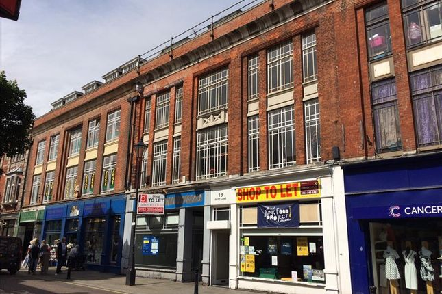 Thumbnail Retail premises for sale in Scot Lane, Doncaster