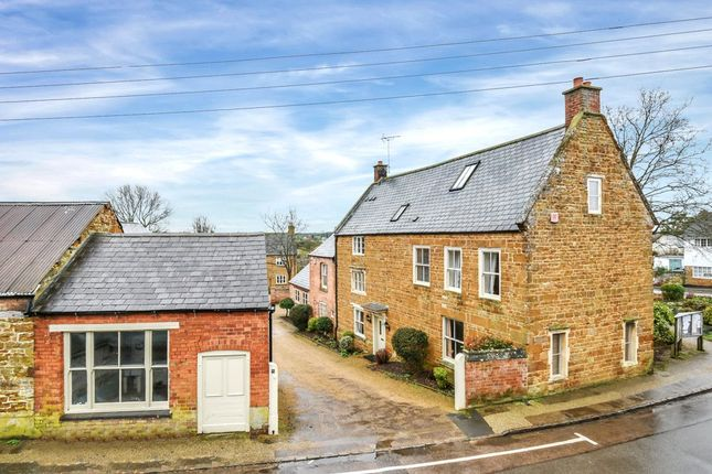Thumbnail Detached house for sale in Wilbarston, Market Harborough, Northamptonshire