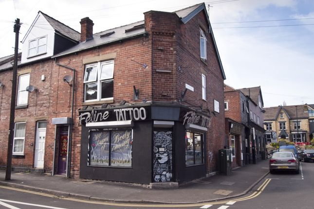 Hickmott Road, Hunters Bar, Sheffield S11