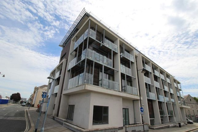 Thumbnail Flat to rent in Emma Place Ope, Stonehouse, Plymouth