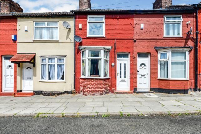 2 bed terraced house for sale in Somerton Street, Wavertree, Liverpool, Merseyside L15