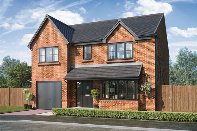Thumbnail Detached house for sale in Highclove Lane, Boothstown, Worsley