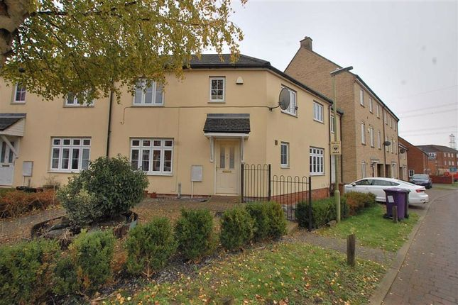 Thumbnail Terraced house to rent in Great Gables, Great Ashby, Stevenage