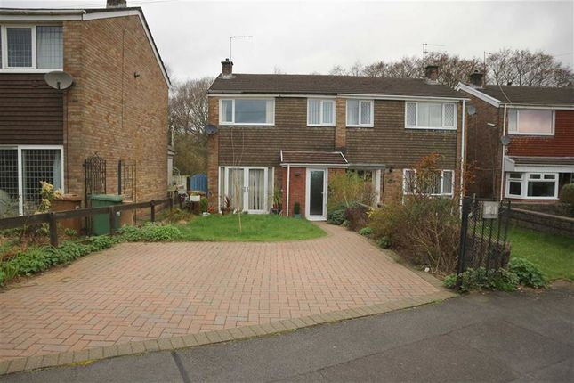 Thumbnail Semi-detached house for sale in Sir Stafford Close, Parc Avenue, Caerphilly