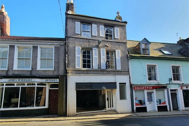 Thumbnail Commercial property for sale in 8 Church Street, Berwick-Upon-Tweed, Northumberland