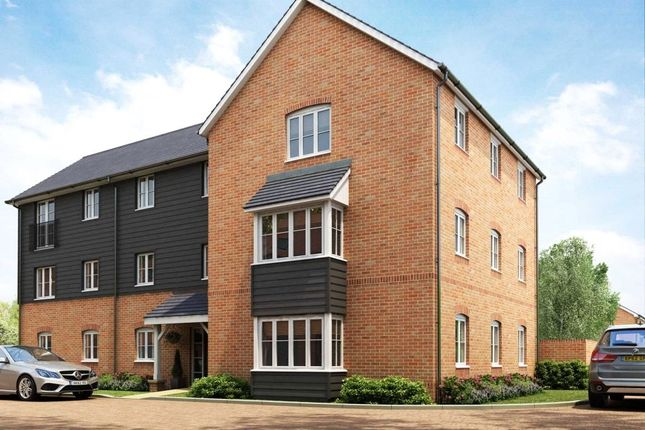 Thumbnail Flat for sale in Muggleton Road, Amesbury, Salisbury