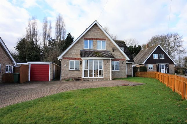 Thumbnail Detached house for sale in St. Georges Close, Norwich