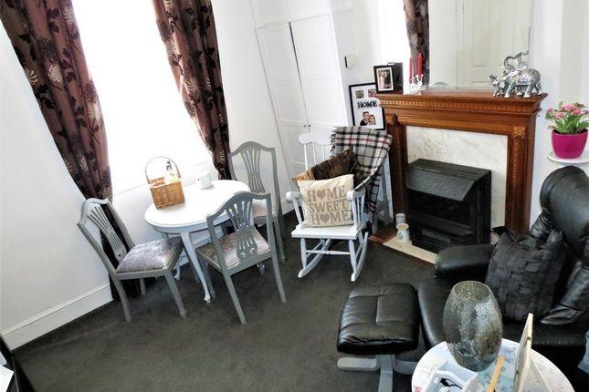 Dining Room of Baldwin Street, Easington Colliery, County Durham SR8