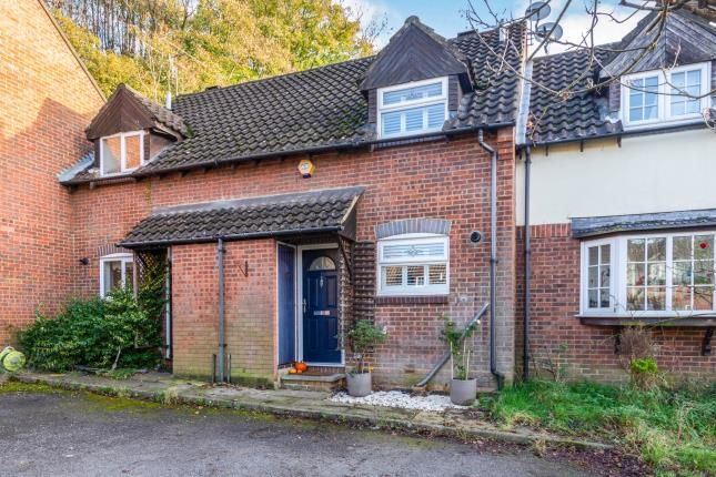Thumbnail Terraced house for sale in Hill View, Maple Close, Whyteleafe, Surrey