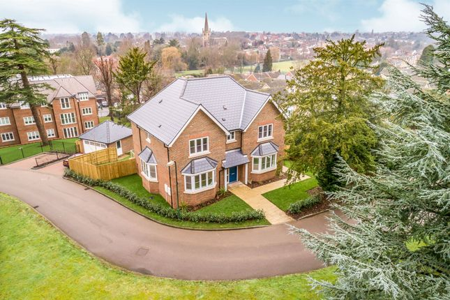 Thumbnail Detached house for sale in Waglands Garden, Buckingham