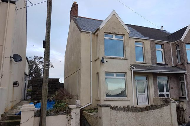 Thumbnail Property to rent in Pill Lane, Milford Haven, Pembrokeshire