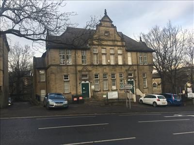 Thumbnail Commercial property for sale in Queens House, Queens Road, Bradford