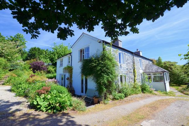 Thumbnail Detached house for sale in Mount Pleasant, Harrowbarrow, Callington