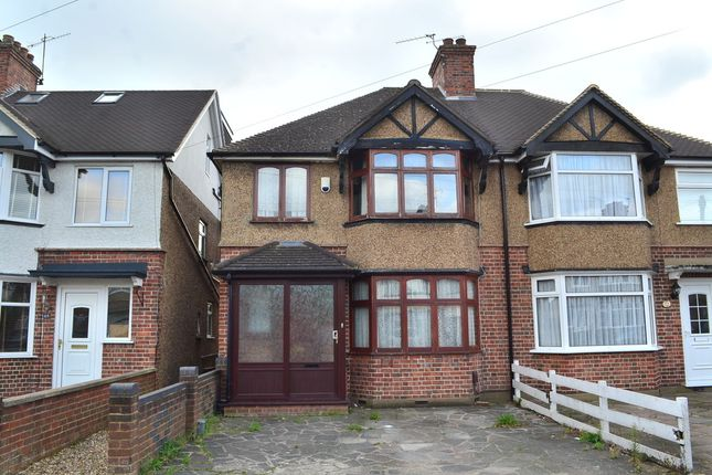 Thumbnail Semi-detached house to rent in Maytree Crescent, Watford