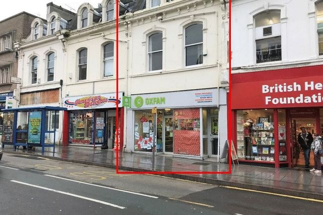 Commercial Property To Let In Torquay Higher Union Street