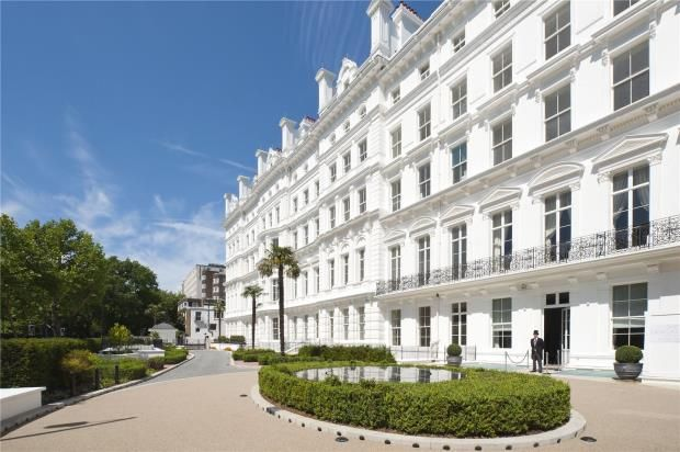 Thumbnail Flat for sale in The Lancasters, Lancaster Gate, London