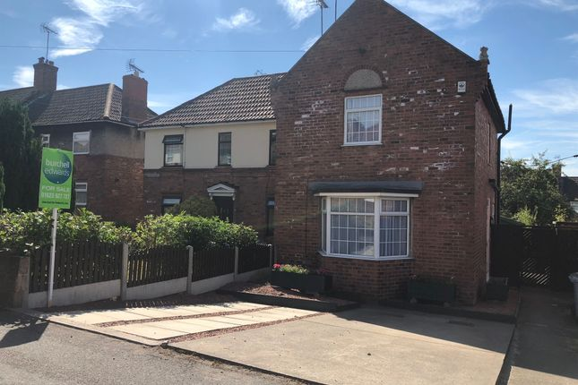 Thumbnail Semi-detached house for sale in Priory Road, Blidworth, Mansfield