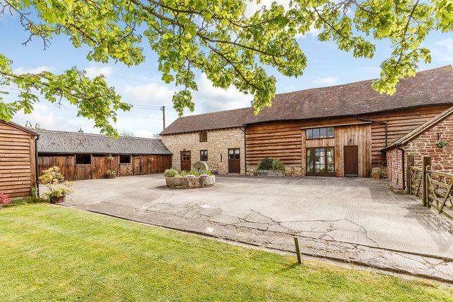 Thumbnail Barn conversion for sale in Blaisdon, Longhope