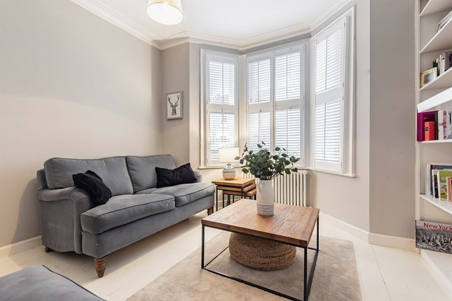 Thumbnail Flat for sale in Clovelly Road, London