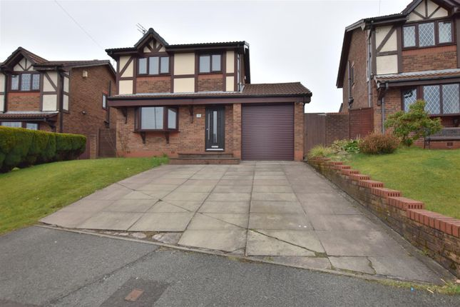 Thumbnail Detached house for sale in Rivershill Drive, Heywood