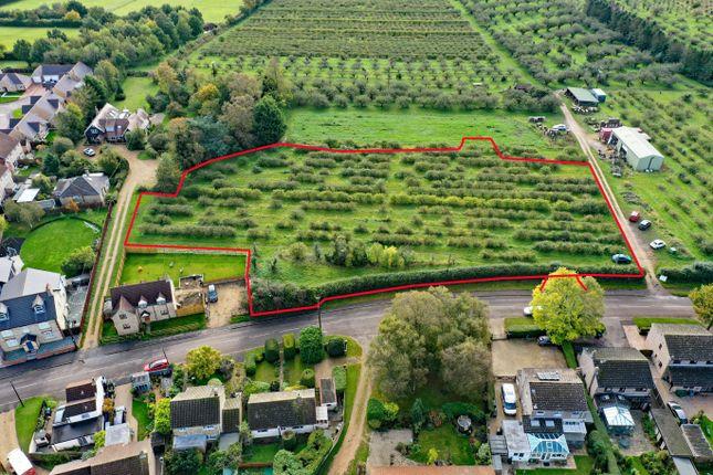 Thumbnail Land for sale in Aldreth Road, Haddenham, Ely