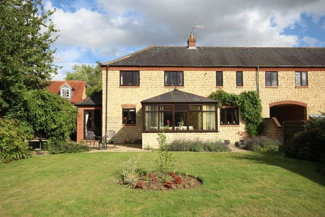 Thumbnail Mews house for sale in Water Stratford, Buckingham