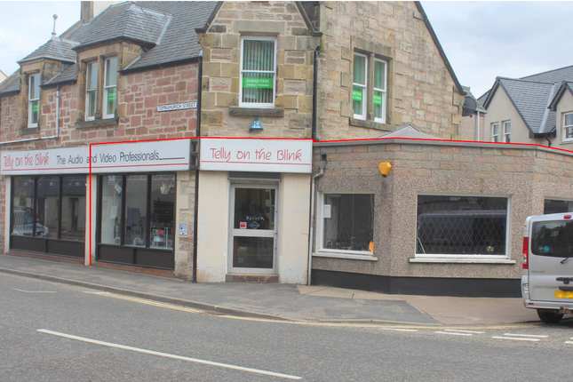 Thumbnail Retail premises to let in Class-3 Hot Food Takeaway, 67 Tomnahurich St, Inverness