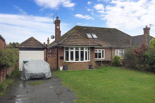 3 bed semi-detached bungalow for sale in Woodgate Road, Woodgate, Chichester, West Sussex