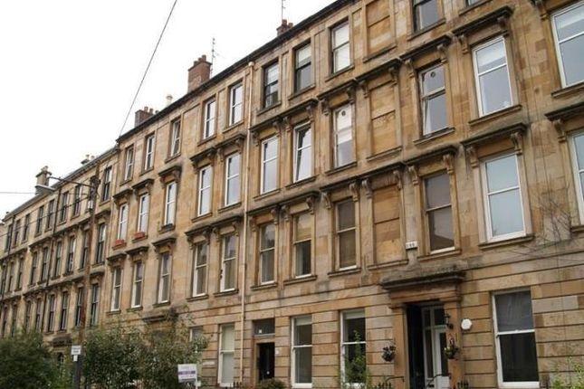 Thumbnail Flat to rent in Kersland Street, Glasgow