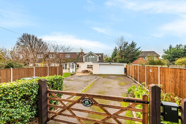 3 bed detached house for sale in Primrose Cottage, Avenue Road, Hayling Island PO11