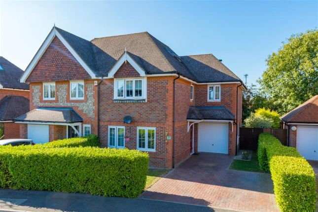 Semi-detached house for sale in Groves Way, Chesham, Buckinghamshire