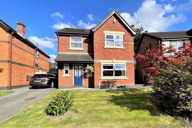 Thumbnail Detached house for sale in Langford Drive, Leigh