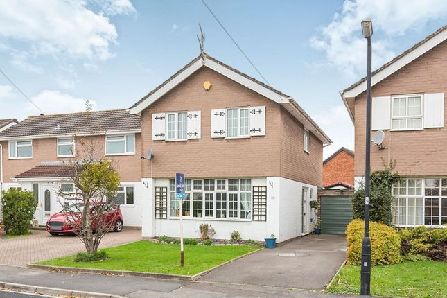 Thumbnail Detached house for sale in Forester Road, Portishead, Bristol