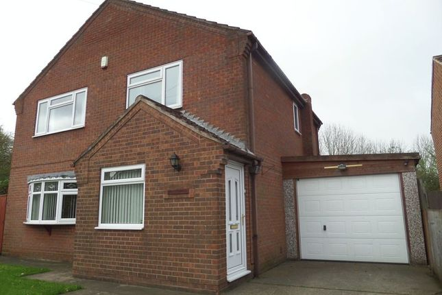 Thumbnail Detached house for sale in Off The Avenue, Sutton-In-Ashfield