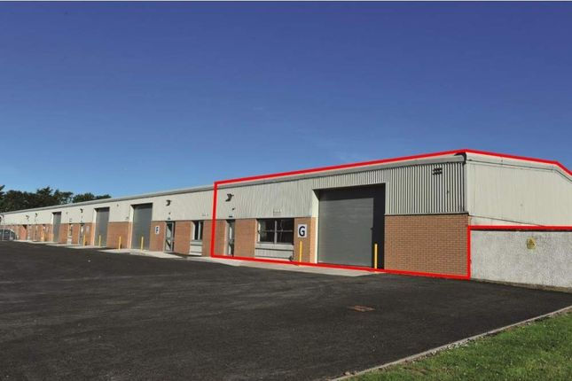 Thumbnail Warehouse to let in Unit G, Inveralmond Close, Perth
