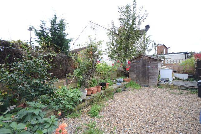 Garden of Grosvenor Road, Aldershot, Hampshire GU11
