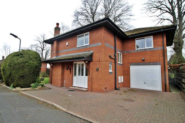 Thumbnail Detached house for sale in Turnberry Way, Carlisle