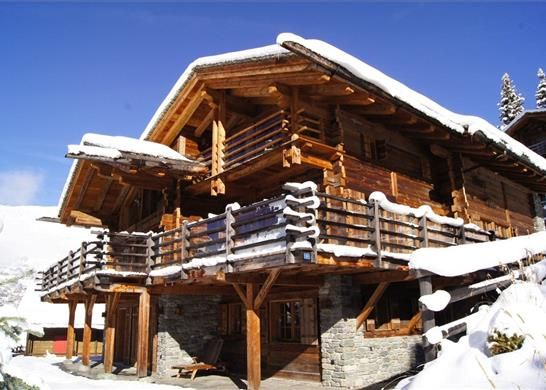 Thumbnail Detached house for sale in Verbier, 1936 Bagnes, Switzerland