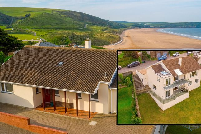 Thumbnail Detached house for sale in Sunnyside Road, Woolacombe