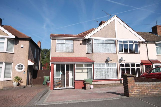 Thumbnail Property for sale in Parkside Avenue, Barnehurst, Kent