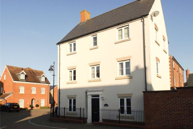 Thumbnail Detached house for sale in Conyger Road, Amesbury, Salisbury, Wiltshire