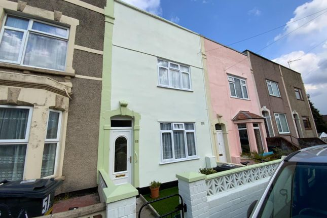 Thumbnail Terraced house for sale in Woodborough Street, Easton, Bristol