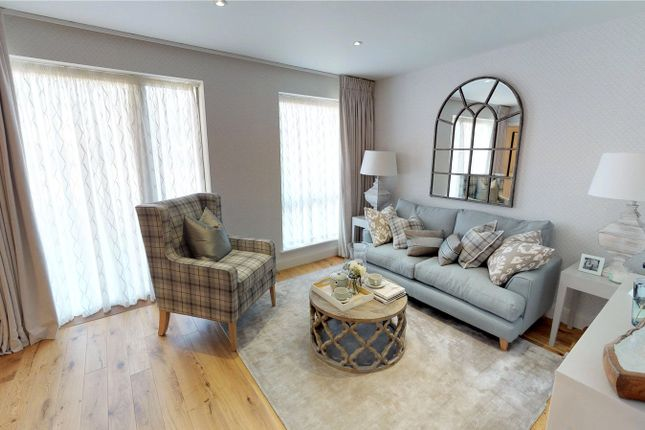 Thumbnail Flat for sale in Cirencester Road, Tetbury, Gloucestershire