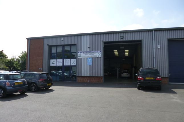Thumbnail Warehouse for sale in Baird Road, Gloucester