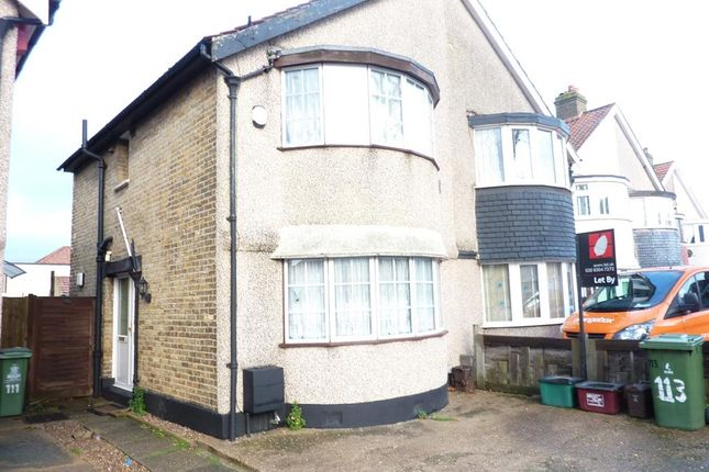 Thumbnail Semi-detached house to rent in Swanley Road, Welling, Kent