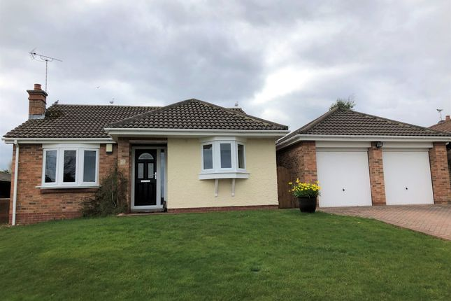 Thumbnail Bungalow for sale in Carrock Close, Peterlee