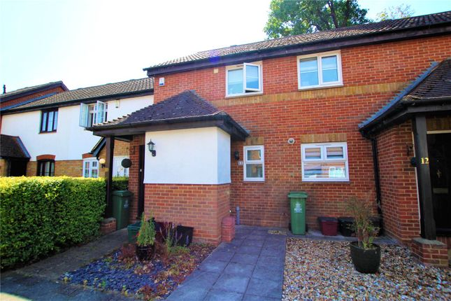 Front Elevation of Baytree Close, The Hollies, Sidcup, Kent DA15
